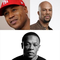 LL Cool J - Dr Dre - Common (Hip Hop)